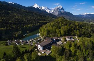 Germany, Garmisch-Partenkirchen - Grainau - Zugspitze, Garmisch-Partenkirchen, Hotel RENAISSANCE