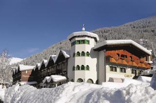 Italy, Val di Sole, Pejo Fonti, Hotel Kristiania