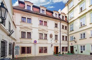 Czech Republic, Prague, Hotel Waldstein