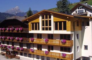 Italy, Alta Badia, La Val, Hotel Alcialc