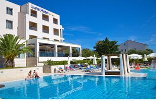 Chorwacja, Dalmacja, Lun, Island Hotel Luna