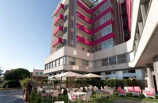 Italy, Central Adriatic Riviera, Senigallia, Senb Hotel