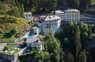Italy, Bormio / Alta Valtellina, Bormio, Hotel Bagni Vecchi