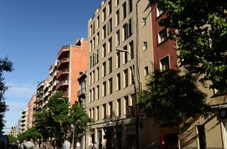 Spain, Barcelona, Residence Sants