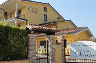 Italy, Lake Garda, Sirmione, Hotel Oceano