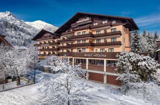 Austria, Gasteinertal, Bad Hofgastein, Hotel Alpina