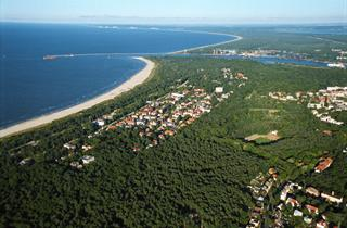 Poland, Baltic Sea Coast, Świnoujscie, Hotel Polaris