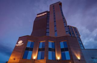 Slovakia, Bratislava, Hotel DoubleTree by Hilton Bratislava