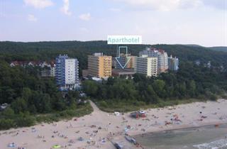 Poland, Baltic Sea Coast, Międzyzdroje, Hotel Miedzyzdroje