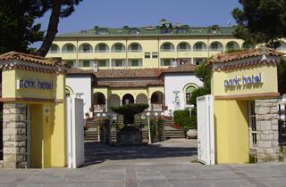 Italy, Central Adriatic Riviera, Ravenna, Park Hotel Ravenna