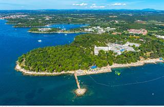 Croatia, Istria, Porec, Hotel Delfin