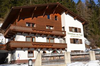 Austria, Arlberg, St. Anton am Arlberg, Apartments Am Eggli