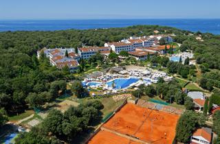 Chorwacja, Istria, Tar bei Porec, Hotel Valamar Club Tamaris