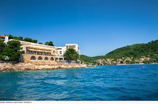 Croatia, Dalmatia, Smokvica, Aminess Lume Hotel