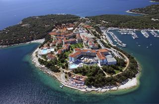 Croatia, Istria, Pula, Hotel Park Plaza Histria