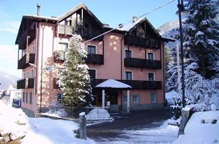 Italy, Val di Sole, Dimaro, Park Hotel Bellevue