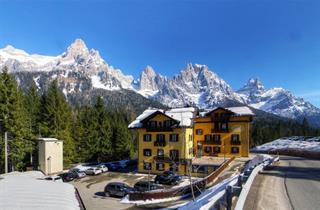 Italy, San Martino di Castrozza (Passo Rolle), San Martino di Castrozza, Hotel Fratazza