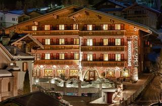 Italy, Alpe Lusia / San Pellegrino, Moena, Hotel La Serenella