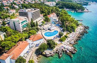 Chorwacja, Zatoka Kvarnerska, Krk, Hotelanlage Drazica