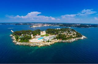 Croatia, Istria, Porec, Hotel Valamar Riviera Hotel & Residence
