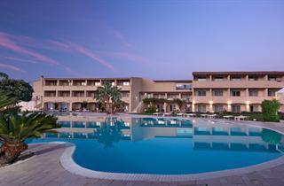 Italy, Sardinia, San Teodoro, Hotel San Teodoro