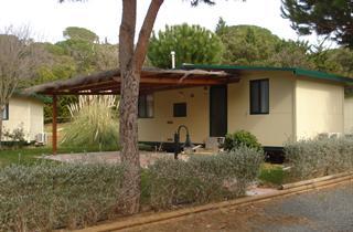 Italy, Tuscany, Castiglione della Pescaia, Camping Village Baia Azzurra Club