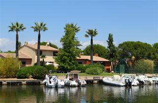 France, French Riviera, Cannes, Apartments Pierre & Vacances Premium Les Rives de Cannes Mandelieu