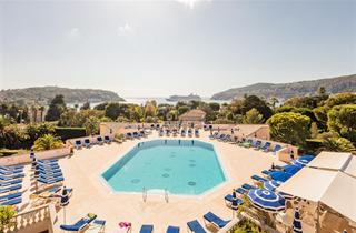 France, French Riviera, Villefranche-sur-Mer, Apartments Pierre & Vacances L'Ange gardien