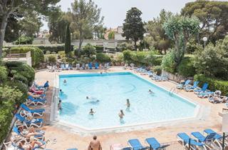 France, French Riviera, Saint Raphael, Apartment Residence Maeva La Corniche d'Or