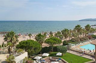 France, French Riviera, Frejus, Apartments Pierre & Vacances Cap Hermes