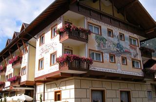 Italy, Val di Fiemme - Obereggen, Predazzo, Hotel Bellaria