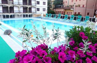 Italy, Tuscany, Chianciano Terme, Grand Hotel Ambasciatori