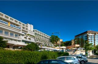 Croatia, Istria, Opatija, Grand Hotel Adriatic I