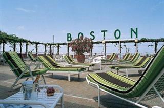 Italy, Tuscany, Chianciano Terme, Hotel Boston