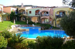 Italy, Sardinia, Badesi, Residence Badus