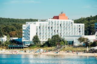 Poland, Baltic Sea Coast, Międzyzdroje, Hotel Vienna House Amber Baltic