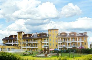 Hungary, Balaton, Zalakaros, Hotel Venus s