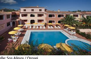 Italy, Sardinia, Orosei, Residence Sos Alinos