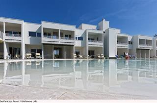 Italy, Central Adriatic Riviera, Giulianova, SeaPark SPA Resort
