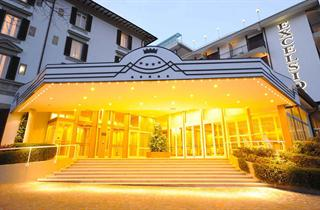 Italy, Tuscany, Chianciano Terme, Grand Hotel Excelsior