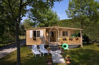 Italy, Tuscany, Figline Valdarno, Happy Camp Camping Village Norcenni Girasole Club