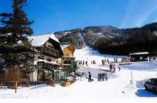 Austria, Hohentauern, Hotel Moscher