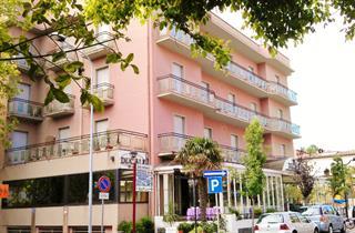 Italy, Central Adriatic Riviera, Cattolica, Hotel Ducale