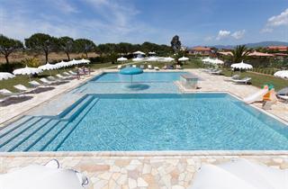 Italy, Tuscany, Grosseto, Hotel Fattoria Maremmana