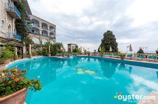 Italy, Sicily, Taormina, Taormina Park Hotel