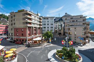 Switzerland, St. Moritz – Engadin, St. Moritz, Hauser