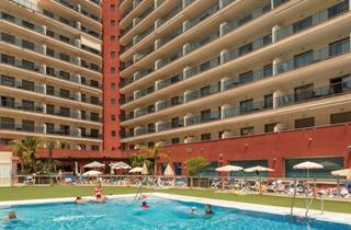 Spain, Costa del Sol, Benalmadena, Apartments Pierre & Vacances Benalmadena Principe