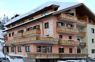 Italy, Adamello Ski, Passo Tonale, Hotel 1Negritella
