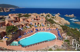 Italy, Sardinia, Trinità d'Agultu e Vignola, Hotel Costa Paradiso