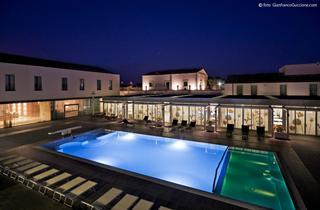 Italy, Sicily, Ragusa, Poggio del Sole Resort